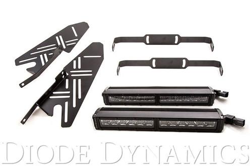 2017+ Ford Raptor SS12 LED Fog Lightbar Kit
