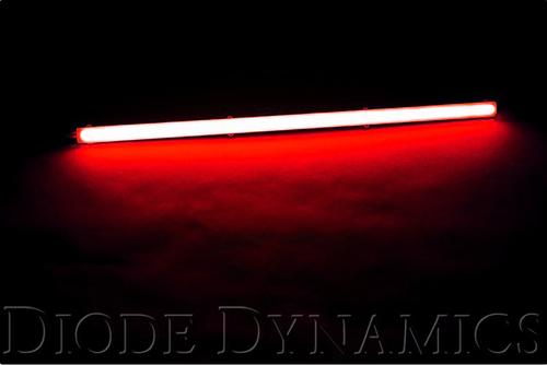 Diode Dynamics HD LED Red Semi-Flex Strip (single)