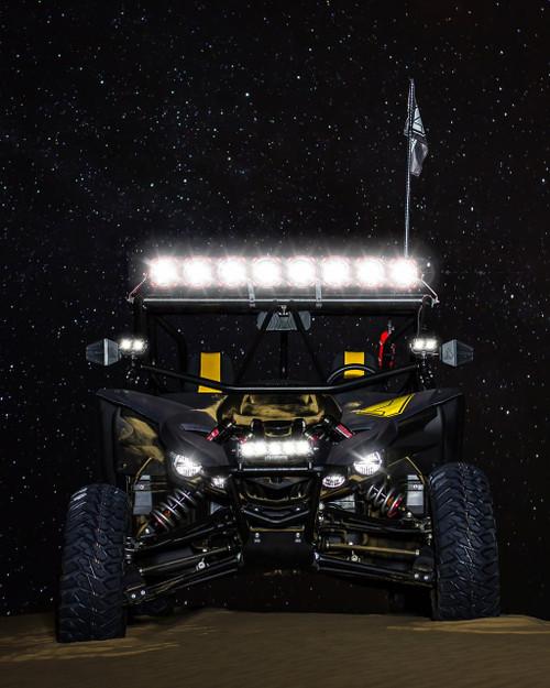 """Gravity LED Pro6 Light Bar (Maverick 39""""/6-Ring)"""