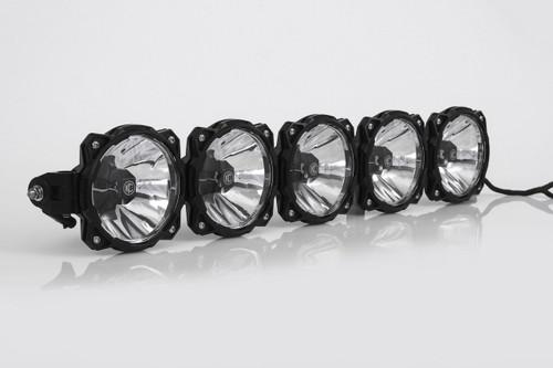 """KC HiLiTES GRAVITY® LED PRO6 LED LIGHT BAR - 20"""" Universal 3-Ring"""