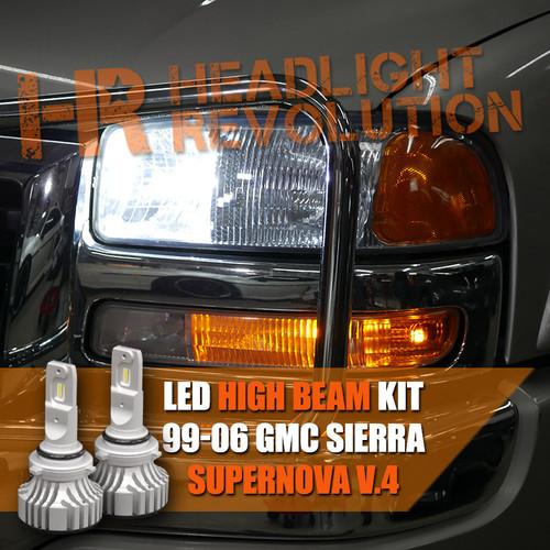 GMC Sierra Supernova V.4 LED High Beam