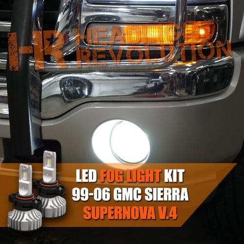 GMC Sierra LED Fog Lights