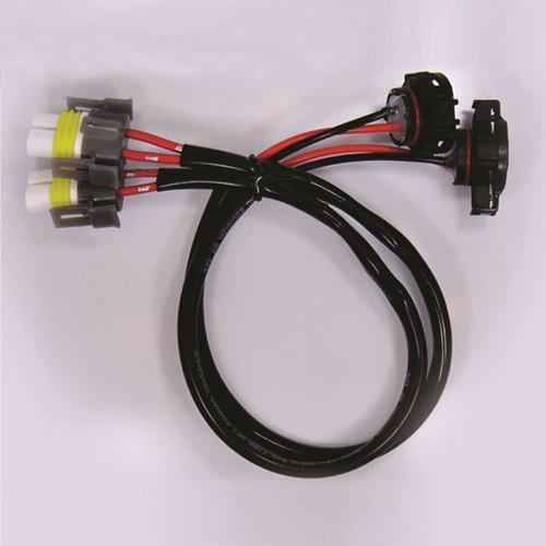 Headlight Revolution 2010+ Jeep Wrangler JK 2504 LED Fog Light Adapter Wiring for Truck-Lite 80275