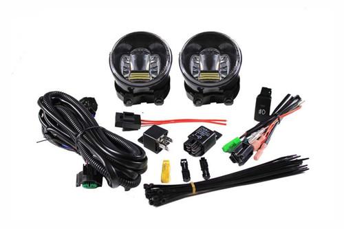 2012 - 2015 Toyota Tacoma LED Projector Fog Light Kit