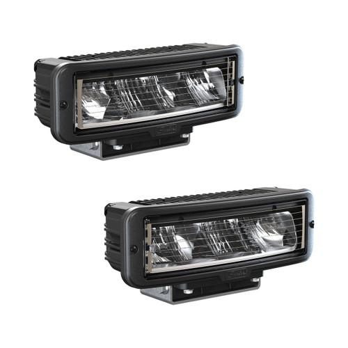 JW Speaker Model 9800 12V Or 24V Universal DOT LED Headlight Kit (HEATED)