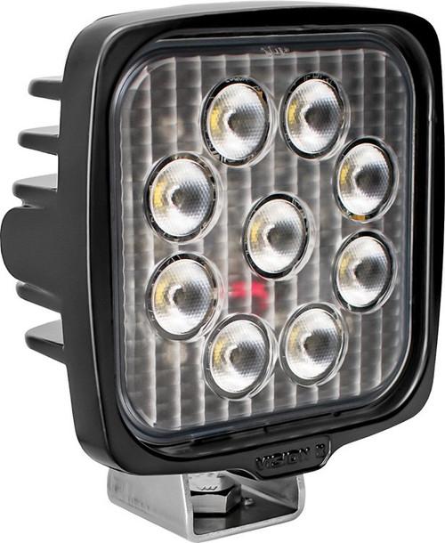 Vision X 4.3″ VL-SERIES Light Duty Commercial Work Light - Square 9 LED