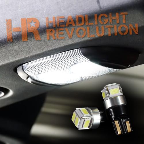 2007-2017 Jeep Wrangler JK Front LED Dome Light Kit