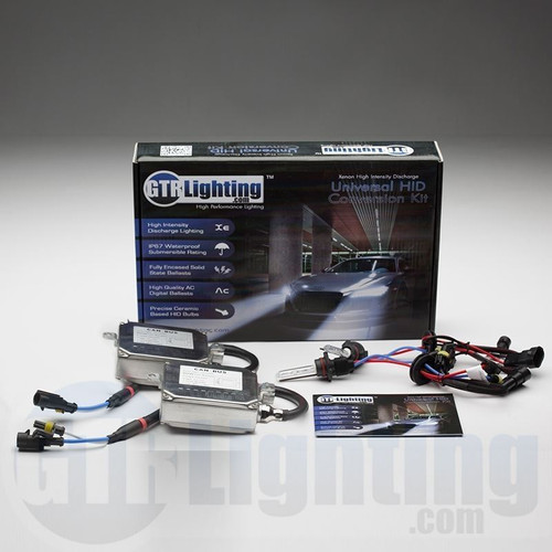 GTR Lighting 45w Hylux Single Beam CANBUS HID Conversion Kit - 4th Generation