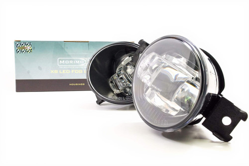 Morimoto XB LED Infiniti (Angled) LED Fog Light Housings