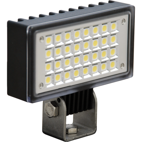 "Vision X 3.4"" Utility LED Flood Light - RED"