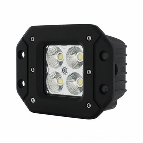 "UNITED PACIFIC - 4 High Power LED ""X2"" Light - Flush Mount"