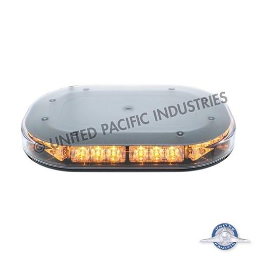 30 High Power LED Micro Strobe Warning Bar - Magnet Mount