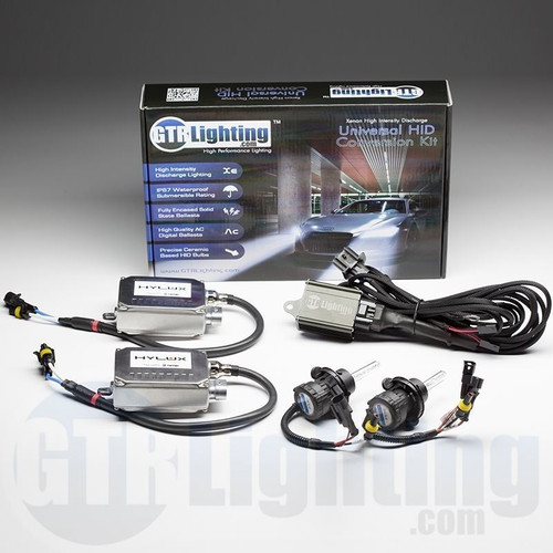 GTR Lighting 45w Hylux Dual Beam CANBUS HID Conversion Kit - 4th Generation