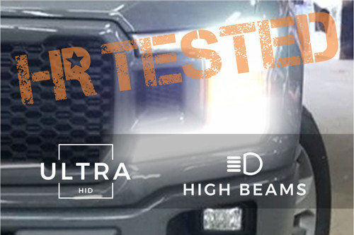 2018+ Ford F-150 Ultra HID Kit (High Beam)