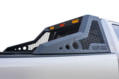 ADDICTIVE DESERT DESIGNS 2017 + FORD SUPER DUTY HONEYBADGER CHASE RACK SYSTEM