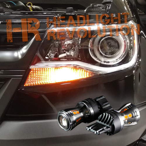 2015 - 2018 Chevy Colorado LED Front Turn Signals Upgrade Kit