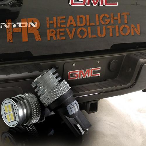 15 -18 GMC Canyon / Canyon Denali License Plate LED Bulbs