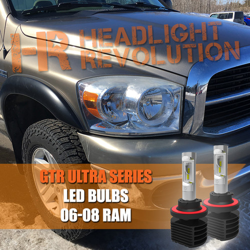 GTR Lighting Ultra Series LED Headlights
