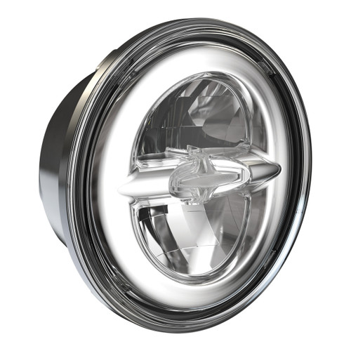 "JW Speaker - Reflector LED Headlights – Model 8620 5.75"" Round Headlights"
