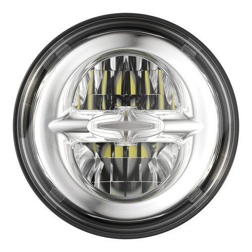 "JW Speaker - Reflector LED Headlights – Model 8620 5.75"" Round Headlights"