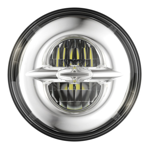 "JW Speaker - Reflector LED Headlights – Model 8720 7"" Round Headlights"