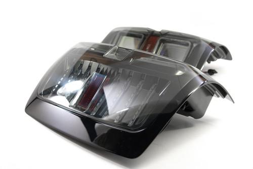 14-18 Chevrolet Silverado Morimoto XB LED TailLights