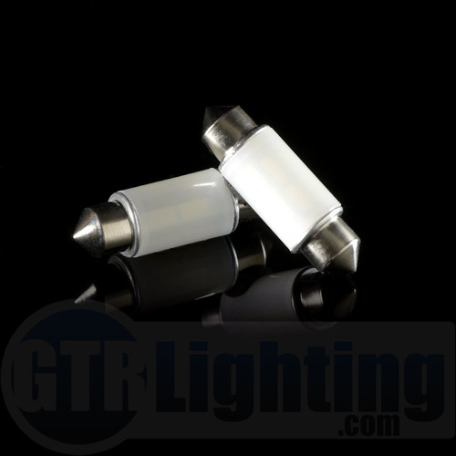 GTR Lighting 36mm 360 Degree Festoon LED Bulbs