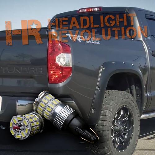 2014 - 2018 Toyota Tundra Rear Blinker Bulbs LED Upgrade Kit - Reflex