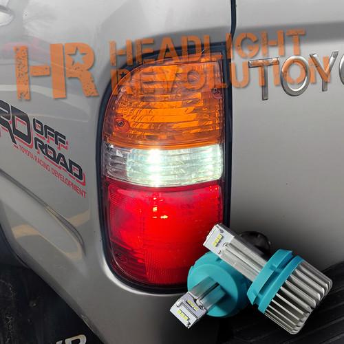 2001-2004 Toyota Tacoma LED  Reverse Light Bulbs Kit - 1000 Lumen