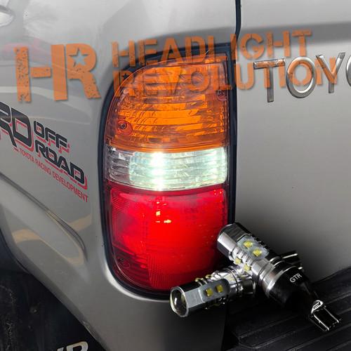 2001-2004 Toyota Tacoma LED  Reverse Light Bulbs Kit - Carbide