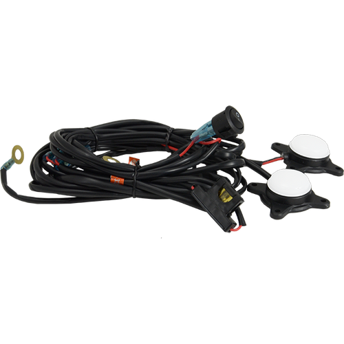 Vision X MOTORCYCLE LED BAGGER KIT