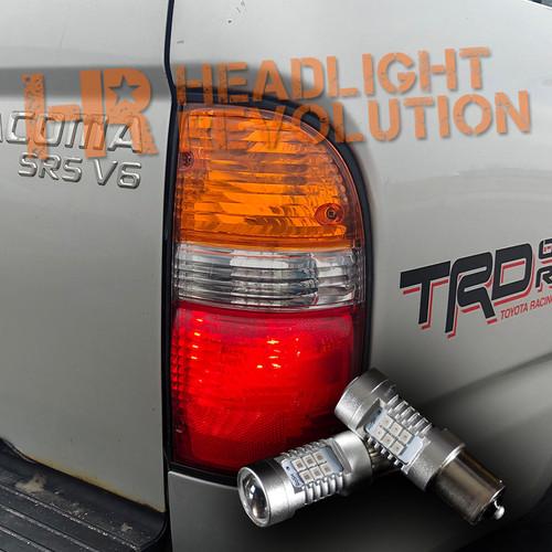 2001 - 2004 Toyota Tacoma LED Rear Turn Signal Bulbs