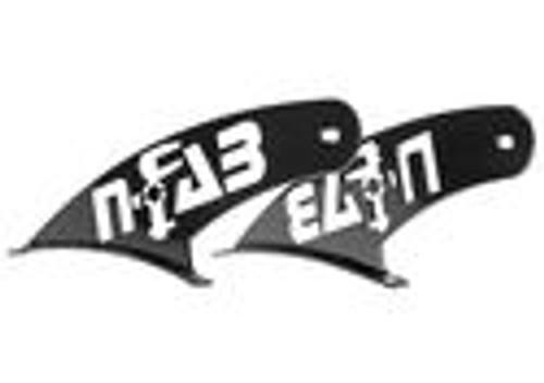 N-FAB LED ROOF TOP LIGHT BAR MOUNTS 2015 - 2018 RAM 1500