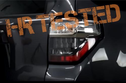 2014 - 2019 Toyota 4Runner LED Reverse Lights (Level 3)