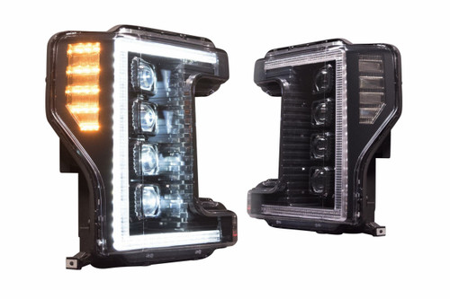 2017+ Ford Super Duty XB LED Headlights