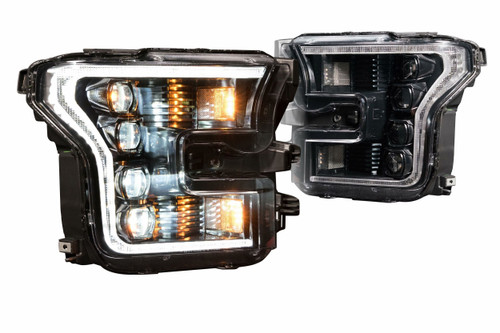 2015 - 2017 Ford F-150 XB LED Headlights