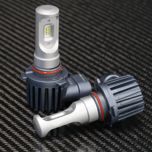 GTR Lighting CSP Mini LED Headlights, 9005 Bulbs