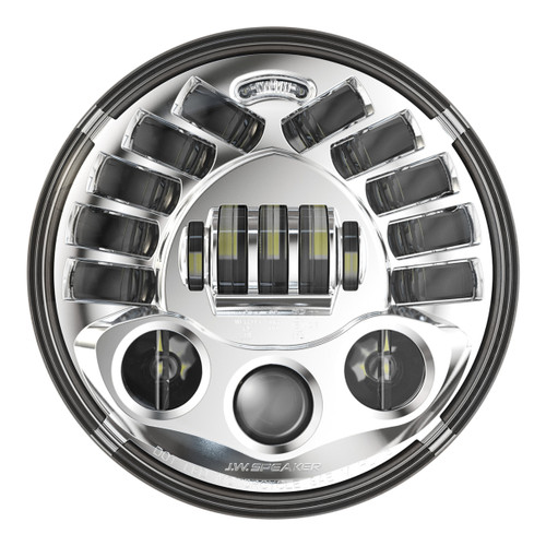 "JW Speaker Model 8791 Adaptive 2 Series 7"" Chrome"