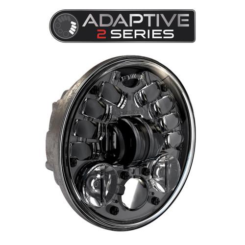 "JW Speaker Model 8690, 5.75"" Adaptive 2 - Black"