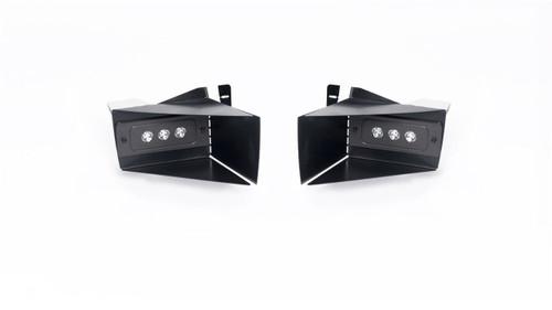 Putco - 12009 Luminix High Power LED Fog Lamps Kit