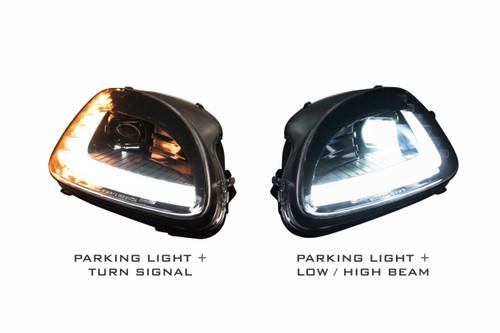 CHEVROLET CORVETTE (05-13): MORIMOTO XB LED HEADLIGHTS - Headlight