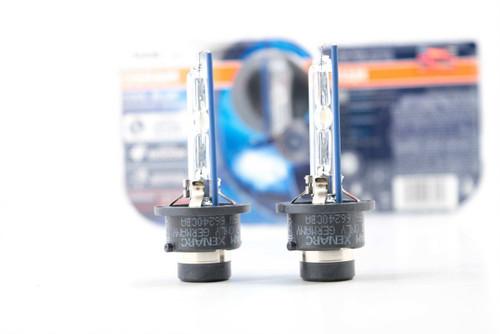 Osram D2S Xenarc 66240 CBA Bulbs (6000K)
