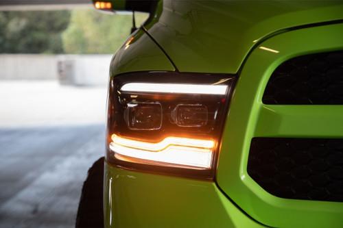 2009 - 2018 Dodge Ram XB LED Headlights