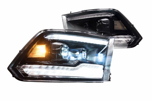 2009 - 2018 Dodge Ram XB LED Headlights