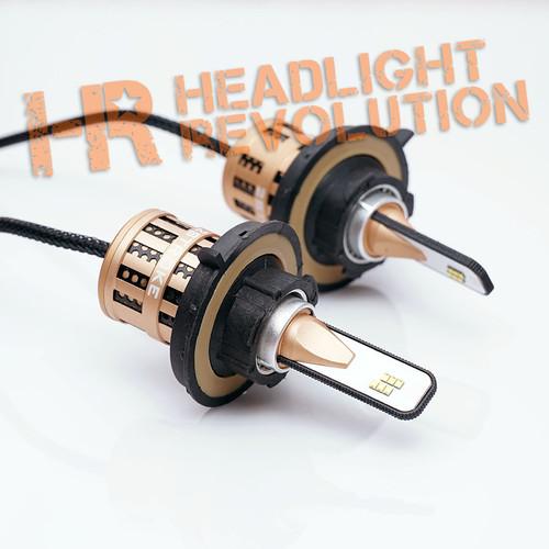 Morimoto H13: 2Stroke 2.0 LED Headlight Bulbs