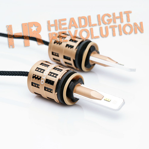 Morimoto 880 800: 2Stroke 2.0 LED Headlight Bulbs