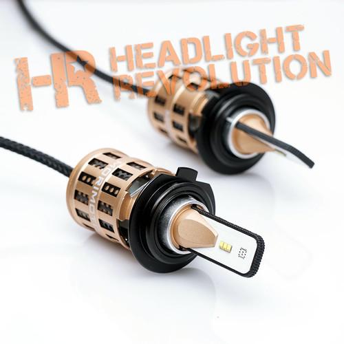 Morimoto H7: 2Stroke 2.0 LED Headlight Bulbs