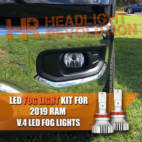 2019 LED Fog light bulbs