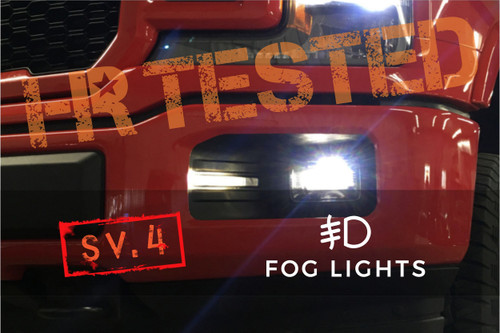 2018+ Ford F-150 SV.4 LED (Fog Lights)