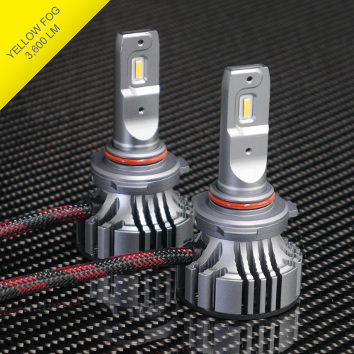 V.4 LED fog light - yellow